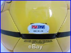 NEYMAR AUTHENTIC SIGNED NEW NIKE SOCCER BALL NEYMAR BALL PSA/DNA ITP 6A19128