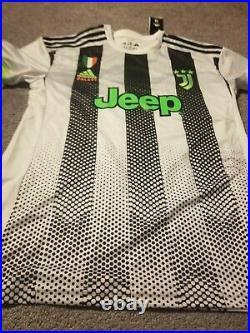 New Ronaldo Signed Juventus Jersey 2019/2020 + Coa + Proof