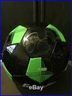 Neymar da Silva Santos Júnior Autograph Soccer Ball with COA Hand Signed/Auto