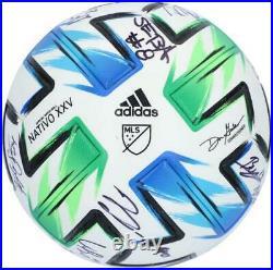 Orlando City SC Signed Match-Used Ball 2020 Season with 23 Sigs AA02043