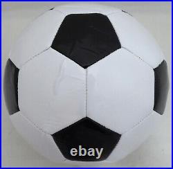 Pele Authentic Autographed Signed Franklin Soccer Ball CBD Brazil Beckett S75636