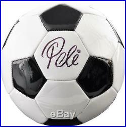 Pele Brazil Signed Baden Soccer Ball Fanatics