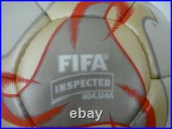 Pele Maradona Eusebio Neeskens Kahn and Gerd Muller Hand Signed Ball 2006