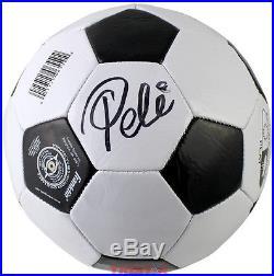 Pele Signed Autographed Franklin Soccer Ball TRISTAR COA