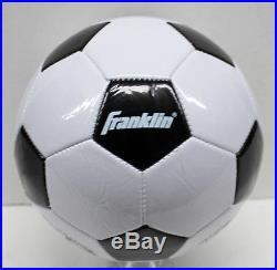 Pele Signed Autographed Soccer Ball Franklin Ball Brazil Psa/dna Ac97002