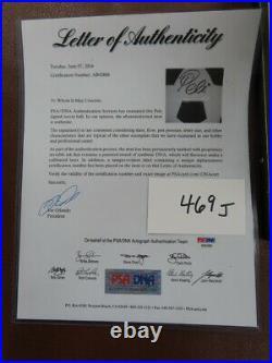 Pele Signed Full Size Soccer Ball PSA/DNA AB02886