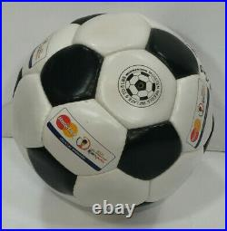 Pele Signed Mastercard 2002 World Cup Soccer Ball To Billy Autograph CBM COA