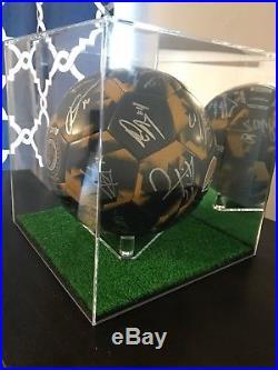 Philadelphia Union Autographed Team Ball