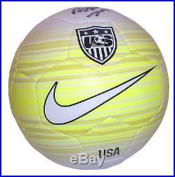 Portland Thorns Meghan Klingenberg USWNT Signed Autographed Soccer Ball Proof IP
