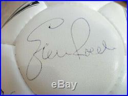 Rare 1987 Mitre Delta 7000 Match Ball Team Signed Newcastle United Mirandinha