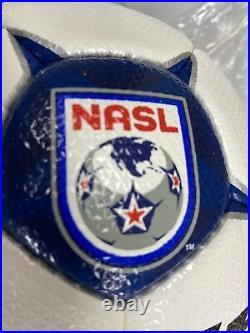 Raul Gonzalez Signed Voit Soccer Ball Nasl 2015 Official Match Ball