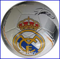 Ricardo Kaka, Real Madrid Cf, Signed, Autographed, Real Madrid Soccer Ball, Coa, Proof