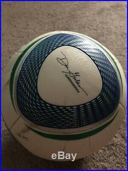 Robbie Keane MATCHBALL Signed JABULANI MLS LA GALAXY GAME USED BALL