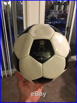 Rod Stewart Autographed Soccer Ball 100% Authentic