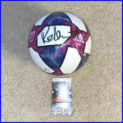 Rod Stewart Signed Mls Soccer Ball Manchester United Football Jersey Celtic Jsa