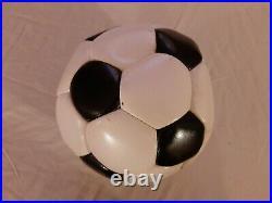 Rod Stewart autographed Signed soccer ball Mitre Nova