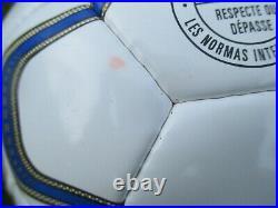 SIGNED Nike Geo Vitesse Premier League 2000-02 Official Match Ball Replica