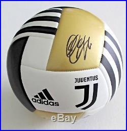Sebastian Giovinco Signed Juventus Soccer Ball withCOA Toronto FC Italy