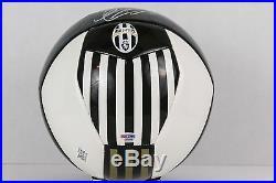 Sebastien Giovinco Signed Juventus Soccer Ball Toronto MLS Italy PSA COA AB16446