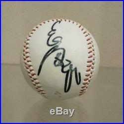 Shigeo Nagashima Self-Signed Autograph Ball