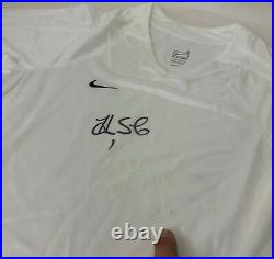 Soccer Hope Solo 2 Autographed Jerseys Photo Ball Team USA JSA Authenticated