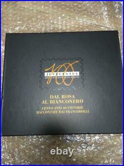Soccer Juventus 100th Anniv. 1996-1997Member autographed Ball&Uniform Limited 40