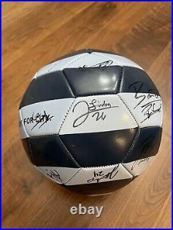 Sporting Kansas city 2020 Team Autographed Soccer Ball
