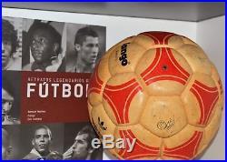 Tango Adidas Signed F. C. Barcelona (maradona)