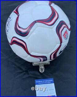 Team USA Nike Landon Donovan Autographed Soccer Ball Size 5 Psadna P95754