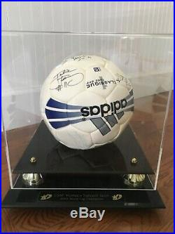 USA Women's World Cup 1999 Championship Autographed Soccer Ball