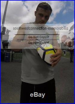 USMNT Jordan Morris Sounders Signed Autographed 2017 Gold Cup Soccer Ball Proof