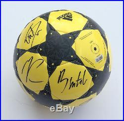 World Cup BELGIUM TEAM Signed Autographed Soccer Ball Futbol COA! PROOF! LUKAKU+
