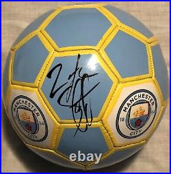 Zack Steffen Signed Autographed Team USA Soccer Ball Manchester City Psa/Dna