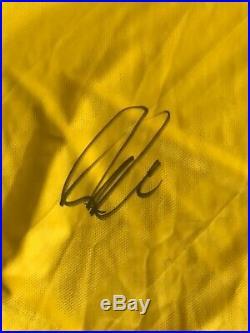 Zlatan Ibrahimovic Autographed Jersey Manchester United PSG LA Galaxy AC Milan